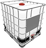 HazExperts 1000Ltr IBC Container Tank For Water Storage Gardening...