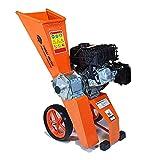 Forest Master Compact FM6DD-MUL 6HP Petrol Wood Chipper Shredder...