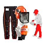 Oregon Type A Chainsaw Safety Clothing Kit with Universal...