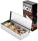 BBQSmokerBox,StainlessSteelSmokeBox,BBQSmokerBoxfo...