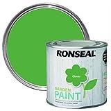Ronseal RSLGPC750 750 ml Garden Paint - Clover
