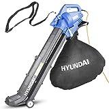 Hyundai 3 in 1 3000W Electric Leaf Blower, 45L Bag, Vacuum &...
