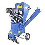 Hyundai Wood Chipper & Garden Shredder. 420cc Petrol 4-Stroke...