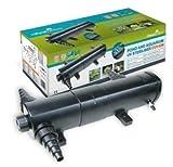 All Pond Solutions CUV-236 UV Light Steriliser/Clarifier Filter,...