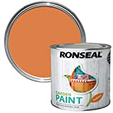 Ronseal RSLGPSB750 750 ml Garden Paint - Sunbur
