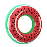easy3uy Inflatable Watermelon Float, 80cm Large Outdoor...