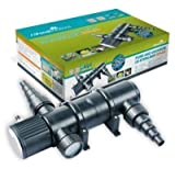 All Pond Solutions Pond UV Light Steriliser Clarifier Filter...