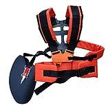Trimmer Shoulder Strap,strimmer Harness Padded,Adjustable Durable...