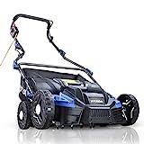 Hyundai 2 in 1 Lawn Scarifier, 1500W Electric Lawn Aerator, 3...