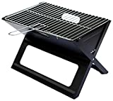 Direct Designs - Notebook Folding Grill - Portable Picnic BBQ...