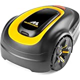 McCulloch ROB S400 Robotic Lawn Mower – Cuts up to 400 sq m,...
