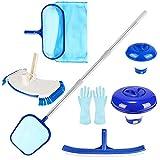 Familybox Pool Pond Cleaning Maintenance Kit, Spa Hot Tub...