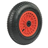 Select Hardware 350mm(14') Pneumatic Wheel with 25mm(1') Centre...