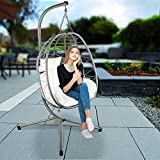 Divine Style Premium Collapsible (Easy Storage) Rattan, Rope &...