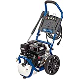 Draper 83818 Petrol Power Pressure Washer 6.5HP 4 Stroke Engine...