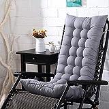 AUTUUCKEE High Back Chair Cushion, Thickened Garden Chair Seat...