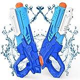 Kiztoys&1 Water Gun Toy for Kids, Powerful Water Pistol with...