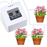 Landrip Automatic Irrigation System,Plant Self-watering System...