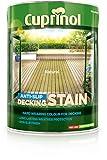 Cuprinol 5097040 Anti-Slip Decking Stain Exterior Woodcare,...