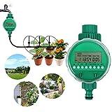 BORUIT LCD Waterproof Digital Water Timer Automatic Irrigation...