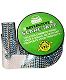 Bird Repellent Scare Tape - Keep Away Pigeons, Ducks, Crows and...