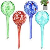 Achort Watering Globes Plant Glass Bulbs Decorative Aqua Water...