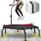 Happy Jump 50' Mini Fitness Trampoline Max. Load 250lbs Safe...