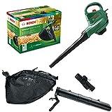 Bosch 06008B1071 Electric Leaf Blower and Vacuum...