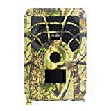 Hbuilder Trail Camera,1080P No-Glow Infrared Night Vision Hunting...