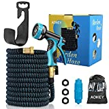 AOKEY Flexible Garden Hose, Expandable Hose Pipe with 9 Function...