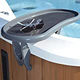 Life Tray Table For Hot Tubs Drinks - Fits Almost Any Spa!