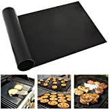 beenax Grill Mat Oven Liner - Uncut 180 x 40 cm, Cut to Any Size...