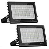 Nowes 50W LED Flood Light Outdoor, 5000LM 6000K Cool White...