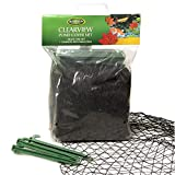 Blagdon 1022378 Clearview Pond Cover Net, Strong Double Weave,...