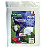4 x PLANT TREE HEDGE FROST PROTECTION COVERS FLEECE JACKET WARMER...