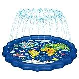MAGIFIRE Splash Pad, Sprinkler for Kids & Baby Pool 3-in-1 67'...