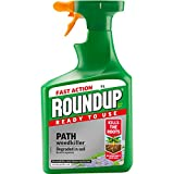 Roundup Path and Drive Ready to Use 1L Spray Weedkiller, Green, 1...
