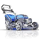 Hyundai Petrol Lawnmower Self Propelled Push Button Electric...
