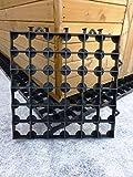 8ft x 6ft GARDEN SHED BASE SYSTEM- 20 PROBASE GRIDS (Plastic)