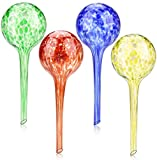 Zwini Watering Globes Plant Glass Bulbs Decorative Aqua Water...