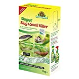 Neudorff Sluggo Slug and Snail Killer 1kg Shaker Box