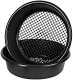 ACCURATE Large Plastic Round Garden Sieve Riddle Riddler Soil...