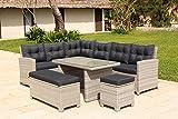 Backyard Furniture Barcelona Luxury 10 Seater Casual Dining...