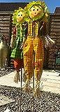 Large Scarecrows 2pk 4 foot Decorative (122cm)