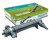 All Pond Solutions CUV-136 UV Light Steriliser/Clarifier Filter,...