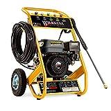 Wilks-USA TX625 Petrol Power Pressure Washer 7.0HP 4 Stroke...