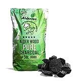 Alderline Natural Restaurant Grade Lumpwood BBQ Charcoal for...