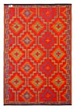 FAB HAB Reversible Outdoor/Indoor Rug   Perfect for Decking,...