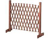 Unibos Expanding Wooden Fence Trellis Freestanding Garden Screen...