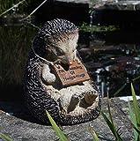 Heather Hedgehog Resin Garden Ornament …